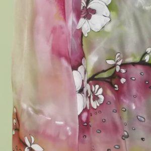 Орхидеи с капки дъжд